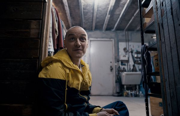 Split di Shyamalan con James McAvoy: 4 clip in inglese