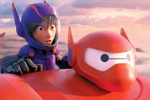 Big hero 6 nuovo film Disney Marvel al Noir In Festival 2014