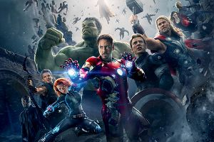 Avengers Age of Ultron: scena post credits con Tanos in azione (video)