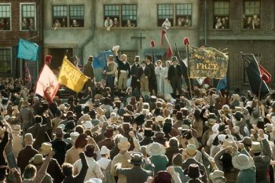 Peterloo, nuovo film di Mike Leigh in arrivo al cinema prossimamente: primo trailer in italiano