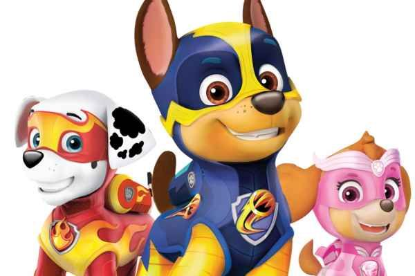 Paw Patrol - Mighty Pups il film dei supercuccioli: trailer in italiano della pellicola ispirata all'omonima serie tv animata