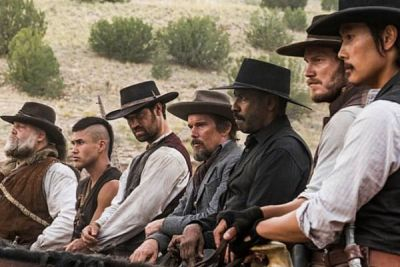 I magnifici 7 remake: featurette sui personaggi con Denzel Washington, Chris Pratt e Ethan Hawke