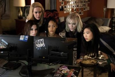 Ocean's 8 con Cate Blanchett e Sandra Bullock in home video: tutti gli extra in DVD e Blu-Ray