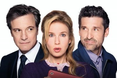 Bridget Jones's Baby con Renee Zellweger, Colin Firth e Patrick Dempsey in DVd e Blu-Ray a gennaio