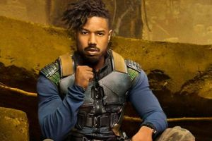 Black Panther al cinema: video intervista a Michael B. Jordan sul cinecomics Marvel