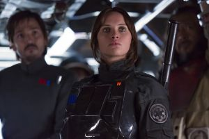 Star Wars Rogue One uscita cinema: altre due clip in inglese con Felicity Jones