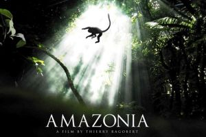 Amazzonia il film in home video DVD, Blu-Ray e Blu-ray 3D