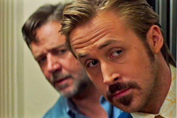 The Nice Guys con Russell Crowe e Ryan Gosling al Festival Cannes 2016: 2 nuove immagini
