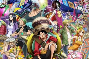 One piece stampede in home video a marzo in DVD, Blu-Ray e steelbook edition