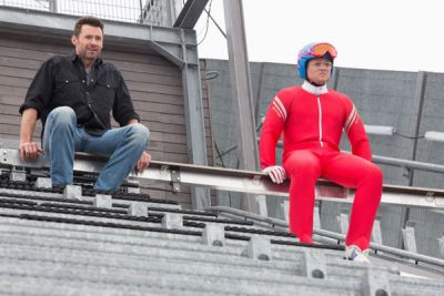 Eddie The Eagle: primo trailer ufficiale in italiano con Hugh Jackman