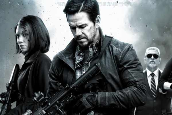 Red zone - 22 miglia di fuoco, podcast recensione dell'action spy con Mark Wahlberg