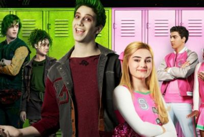 Zombies, film TV su Disney Channel: quinta clip