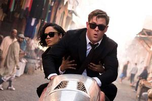 Men in Black International, podcast recensione del film con Chris Hemsworth e Tessa Thompson