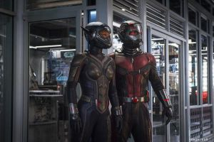 Ant-Man and the wasp al Giffoni film festival 2018: Paul Rudd e Evangeline Lilly ospiti della 48°edizione