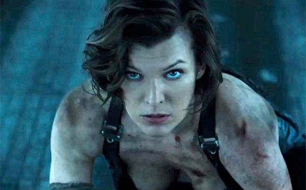 Resident Evil The Final Chapter con Milla Jovovich: 2 nuovi spot in inglese