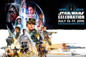 Star wars Celebration 2016: una serie di video del fan event a Londra