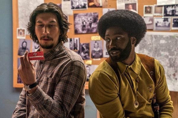 BlacKkKlansman di Spike Lee con Adam Driver in home video a gennaio: contenuti speciali in DVD e Blu-Ray