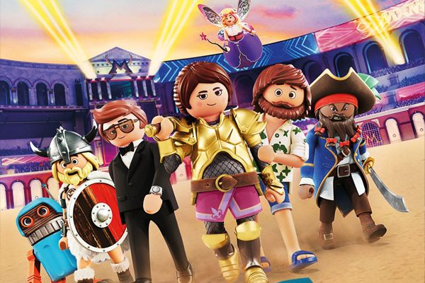 Playmobil the movie final trailer in inglese