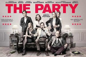The Party, commedia di Sally Potter con Kristin Scott Thomas e Timothy Spall: trama e trailer italiano