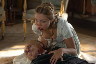 PPZ - Pride and Prejudice and zombies: nuovo trailer in lingua orignale con Lily James e Sam Riley