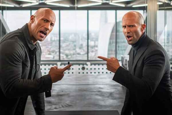 Fast & Furious - Hobbs & Shaw, lo spin-off con Dwayne Johnson e Jason Statham in home video a dicembre