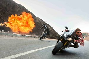 Mission Impossible - Rogue Nation: primo spot tv molto action con Tom Cruise