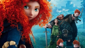 Ribelle The Brave: ultimo film pixar in prima TV su Sky cinema