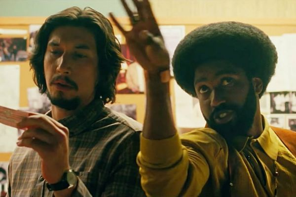 Blackkklansman, podcast recensione sul nuovo film di Spike Lee con Adam Driver