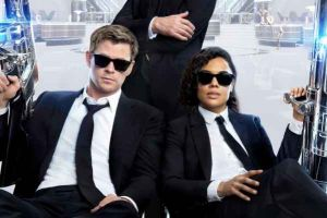 Men in Black International con Chris Hemsworth in home video a novembre