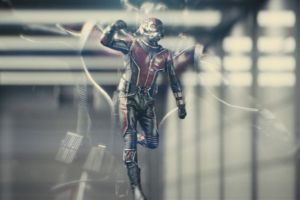 Ant-Man Film: Paul Rudd in 2 clip in italiano in versione microscopica