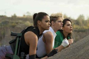 Charlie's Angels reboot: secondo trailer in italiano con Kristen Stewart, Naomi Scott