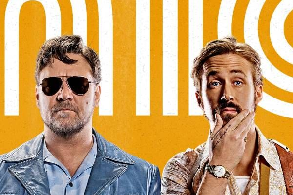The Nice Guys con Russell Crowe e Ryan Gosling al cinema: nuova clip in italiano