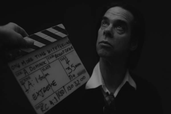 Festival Venezia 2016: One more time with feeling con Nick Cave al Lido Fuori concorso