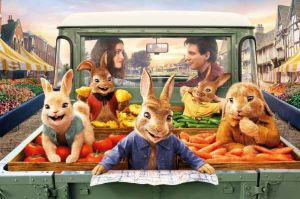Peter Rabbit 2 un birbante in fuga: trama e primo trailer in italiano