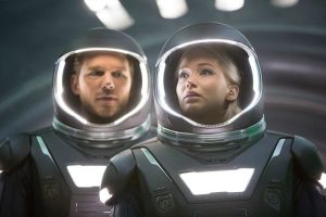 Passengers film al cinema: nuova clip in italiano con Chris Pratt, Jennifer Lawrence e Laurence Fishburne