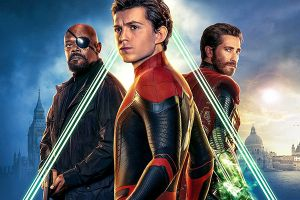 Spider-Man far from home con Tom Holland: fotogallery character poster italiani