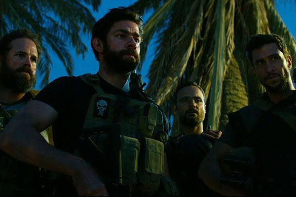 13 Hours The secret soldiers of Benghazi: nuovi spot tv action del film di Michael Bay