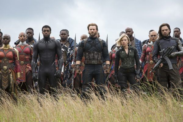 Avengers Infinity war: nuovo spettacolare spot in inglese ambientato in Wakanda