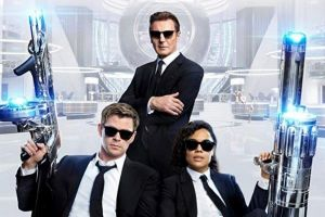 Men in Black International, primo trailer in italiano con Chris Hemsworth e Liam Neeson