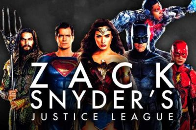 Zack Snyder's Justice League, cinecomics DC Comics in home video a maggio