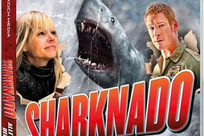 Sharknado alle origini del mito: cofanetto con due documentari a luglio in home video