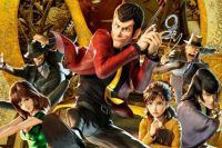 Lupin III The First in home video: gli extra in DVD e Blu-Ray