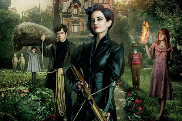 Miss Peregrine di Tim Burton con Eva Green ad aprile in home video: gli extra in DVd e Blu-Ray