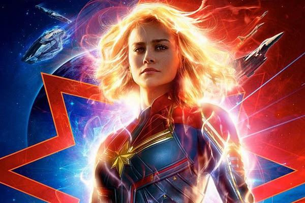 Captain Marvel, podcast recensione del cinecomics Marvel con Brie Larson e Samuel L Jackson