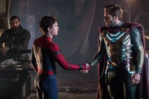 Spider-Man Far from home, cinecomics con Tom Holland uscita cinema: prima clip in italiano
