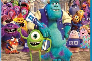 Regali Natale 2013: Monsters University in home video Blu-Ray e DVD