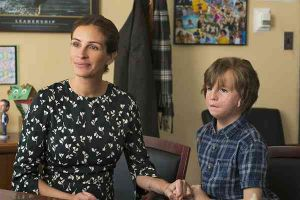 Wonder al cinema: nuova clip in italiano e video intervista Julia Roberts