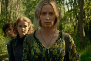 A Quiet Place 2 di John Krasinski con Emily Blunt: featurette backstage sul film