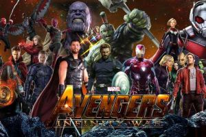 Avengers Infinity War, primo trailer del cinecomics Marvel in arrivo nel 2018