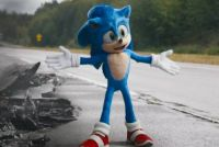 Sonic il film al cinema: seconda clip in italiano, backstage e intervista a Jim Carrey